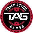 TAG – Touch Active Games Logo